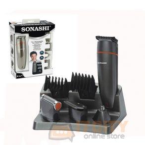 Sonashi 6 In 1 Hair Clipper Set SHC-1014