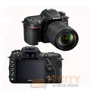 Nikon D7500 20.2MP DSLR Camera with 18-140mm Lens - Black