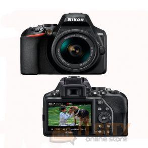 Nikon D3500 24.2MP DSLR Camera with 18-55mm VR Kit - Black
