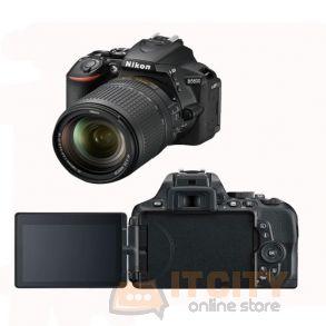 Nikon D5600 24.2MP DSLR Camera with 18-140mm VR Kit - Black