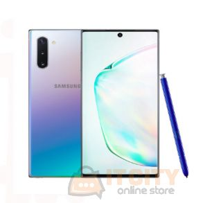 Samsung Galaxy Note10 256GB 6.3 Inch phone - Aurora Glow