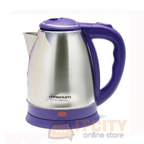 Magnum Express Cordless Stell Kettle 1.8LTR MG-65c