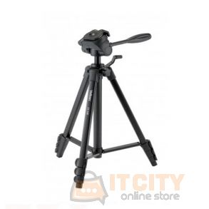 Velbon Ex-440 Camera Tripod - Black