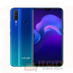 Vivo Y15 64GB 6.35-Inch Phone - Aqua Blue