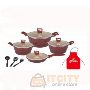 Sayona Chef Cookware Set 12pc SYC-3005