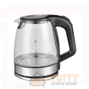 Sayona Glass Kettle  1800W SCK-2244-G