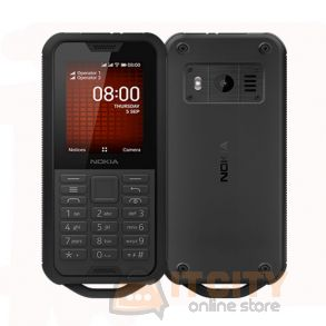 Nokia 800 Tough Dual sim Phone - Black