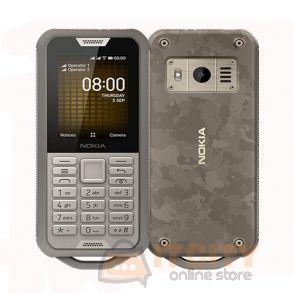Nokia 800 Tough Dual sim Phone - Desert sand