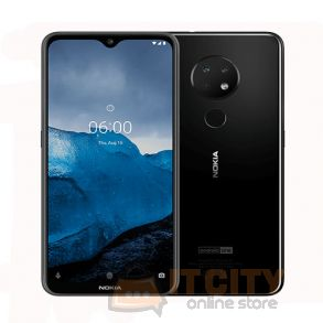Nokia 6.2 64GB 6.3 Inch Phone - Ceramic Black