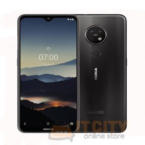 Nokia 7.2 128GB/6GB Ram 6.3 Inch Phone - Black