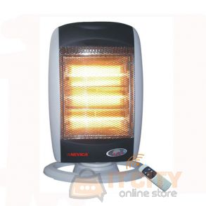 Nevica Halogen Heater With Remote Control NV-59RHR