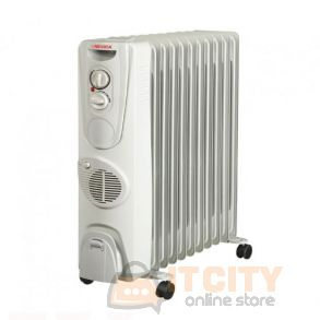 Nevica 11 Fins Oil Heater Nv-311OH-F