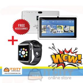 C-idea 8GB 7 Inch wifi Tablet with Smart watch
