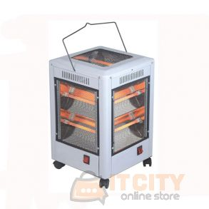 Sumo Distar Electric Quartz Heater 2000W SM-44