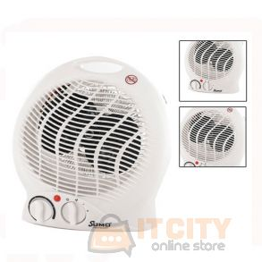 Sumo 2000W Small Electric Fan Heater SH-7017A