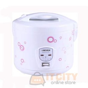 Nevica 2.2 Liters Rice Cooker & Steamer, NV-622RC