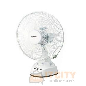 Sayona Rechargeable Desk Fan 16 SRF-6111-14