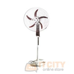 Sayona Rechargeable Stand Fan 16 SRF-6114-18