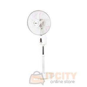 Sayona Rechargeable Stand Fan 18 SRH-6113-18