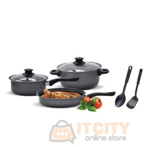 Magnum MG-008 Non-stick 7 Pcs. Cookware Set - Grey