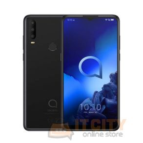 Alcatel 3X 2019 128GB 6.52 inch Phone - Black
