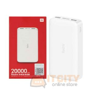 Redmi Powerbank 20000 mAh PB200LZM - White