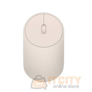 Xiaomi Mi Portable Mouse (XMSB02MW) - Gold