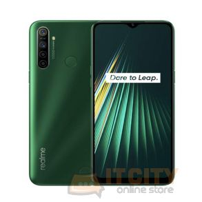 Realme 5i 64GB /4GB 6.5 inch Phone - Forest Green
