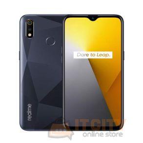 Realme 3i 32GB/3GB 6.2 inch Phone - Diamond Black