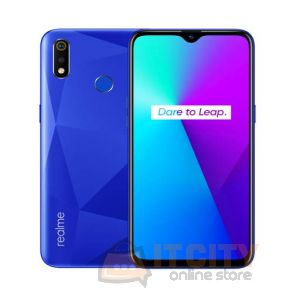 Realme 3i 32GB/3GB 6.2 inch Phone - Diamond Blue