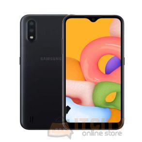 Samsung Galaxy A01 16GB 5.7Inch Phone - Black