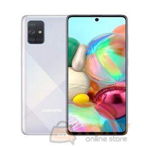 Samsung Galaxy A71 128GB 6.7Inch Phone - Silver