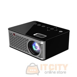 Sumo LED Entertainment Projector - Black