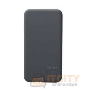 Puridea S2 10000mAh Power Bank - Grey