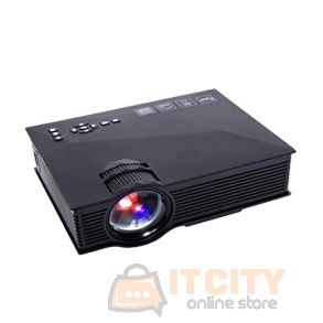 Mini Wi-Fi Portable LED Projector Wireless For mobile and Multimedia
