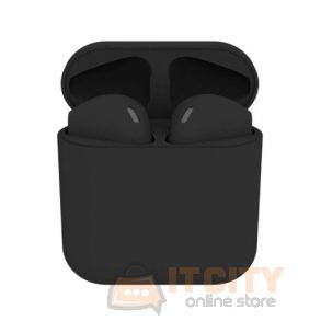 Rofi Siren i19 True wireless Stereo Headset RWE22 - Black