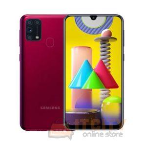 Samsung Galaxy M31 128GB 6.4 inch Phone - Red
