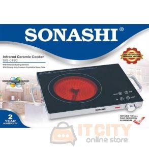 Sonashi Infrared Ceramic Coocker SIS-013C