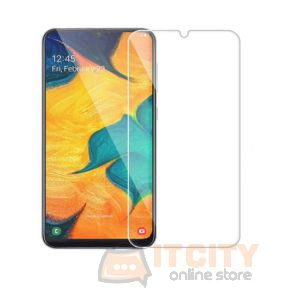 Tempered Glass Screen Protector For samsung A20s