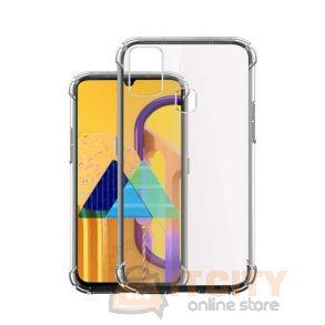 Mobile Back Case  For Samsung M30s