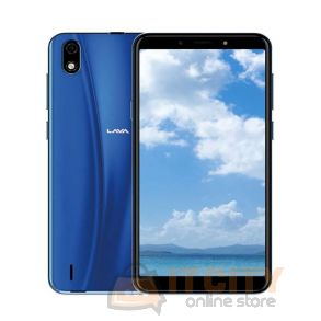 Lava V+6 16GB 5.5Inch Phone -  Ocean Blue