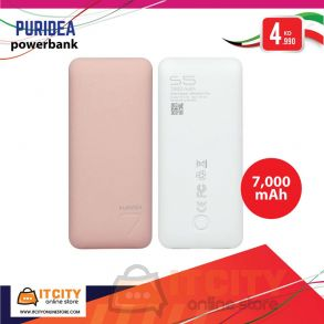 puridea 7000 mah power Bank