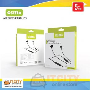 Osmo Wireles Stereo Neck Earbuds