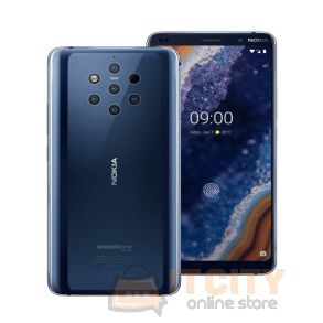 Nokia 9 Pure View 128GB 5.99inch Phone - Midnight Blue