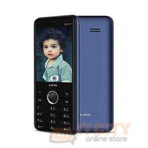 Lava spark i8 phone - Blue