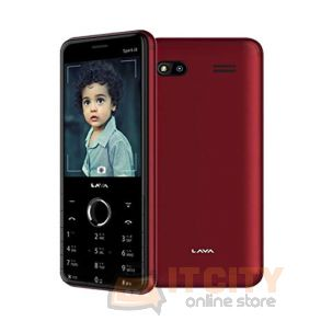 Lava spark i8 phone - Red