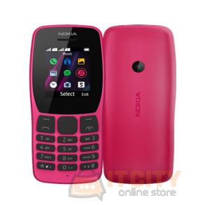 Nokia 110 1.7 Inch Phone - Pink