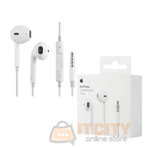 Apple Earpods with Remote & Mic (MNHF2) - White