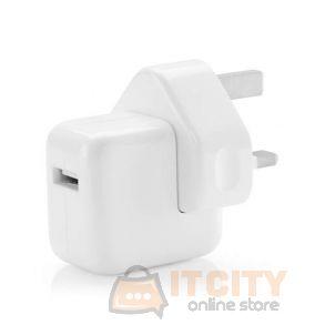 Apple USB Power Adapter 12W (MD836-UK) - White