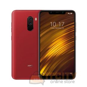 POCO F1 128GB 6.18 Inch Phone - Rosso Red